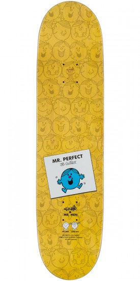 Cliche Mr. Men R7 Gillet Skateboard Complete - 8.0""
