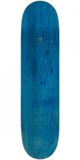 """Cliche Puig Brabs Paint Skateboard Complete - 8.125"""""""