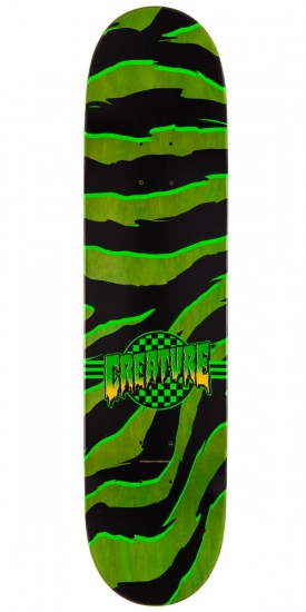 Creature Go Home Skateboard Deck - 7.7""