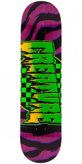 Creature Go Home Skateboard Deck - 7.9""
