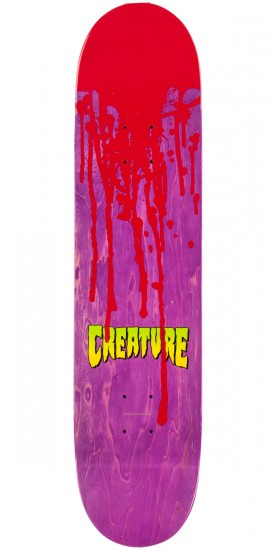 Creature Good Times Skateboard Complete - 7.8