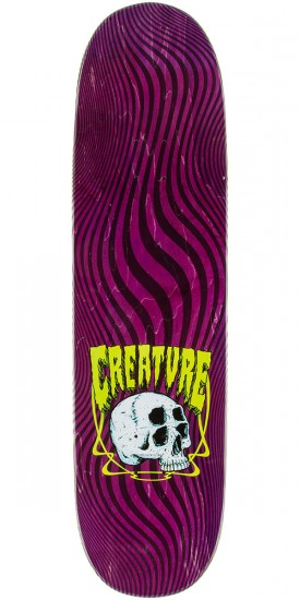 Creature Graham Hesh Trippers Skateboard Complete - 9.0""