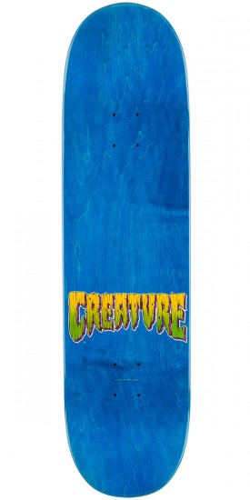 Creature Graham Ogre1 Skateboard Deck - 8.80""