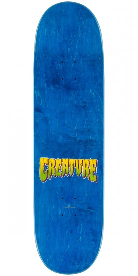 Creature Graham Ogre2 Skateboard Deck - 9.00""