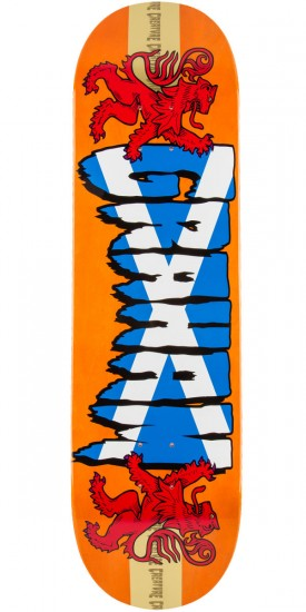 Creature Graham Pro Logo Skateboard Deck - 8.8""