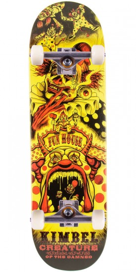 """Creature Kimbel Circus of the Damned Skateboard Complete - 9.00"""""""