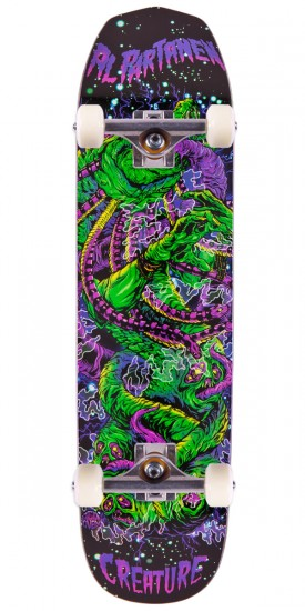 Creature Partanen Spirit Animal Skateboard Complete - 8.2""