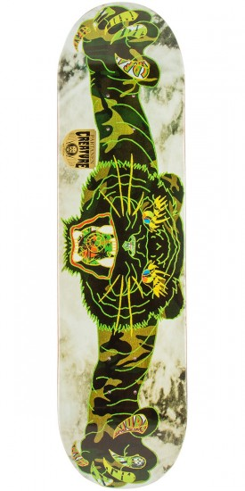 Creature Partanen Venom Stitches Skateboard Deck - 8.20""