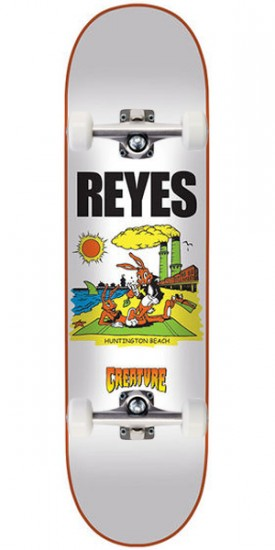 Creature Reyes HB Pro Skateboard Complete - 8.00""