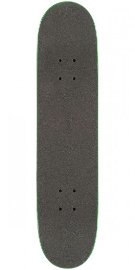 """Creature Stained Green Mid Skateboard Complete - 7.25"""""""