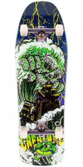 Creature Surf Club Skateboard Complete - 10""