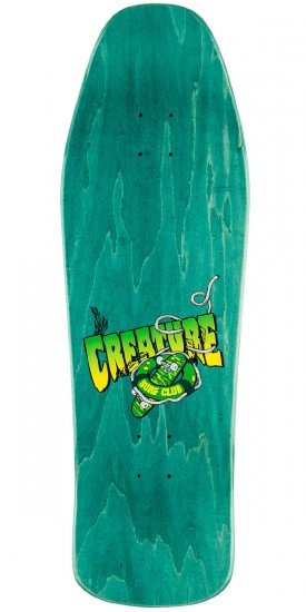 Creature Surf Club Skateboard Deck - 10""