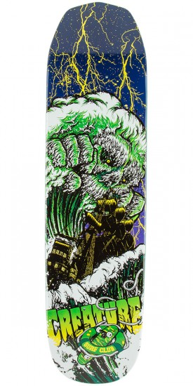 Creature Surf Club Skateboard Deck - 8.2""