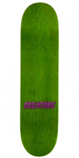 Creature Team Comics Skateboard Complete - 8.26""