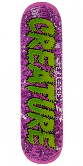 Creature Team Comics Skateboard Deck - 8.0""