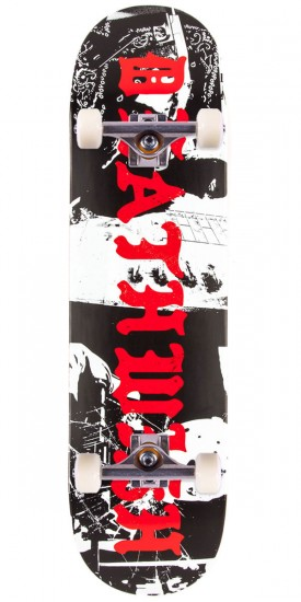 Deathwish Deadly Intent Team Skateboard Complete - 8.25""