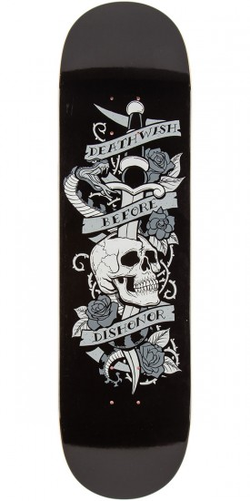 Deathwish Before Dishonor Skateboard Deck - 8.25""