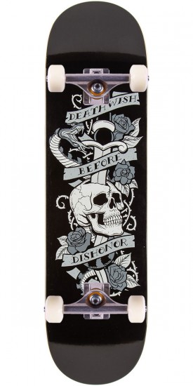 """Deathwish Before Dishonor Skateboard Complete - 8.25"""""""