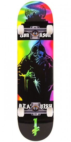 Deathwish Dickson Colors Of Death Skateboard Complete - 8.125""