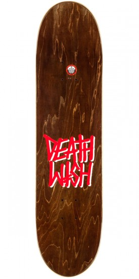 """Deathwish Dickson Deadly Intent Skateboard Complete - 8.00"""""""