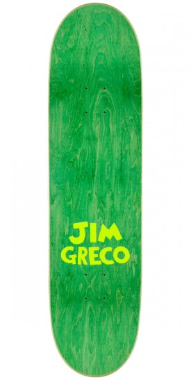 """Deathwish Greco Death Toons 2 Skateboard Complete - 8.25"""" - Blue Stain"""