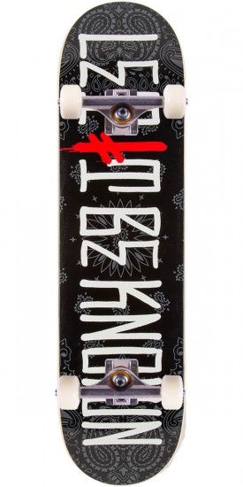 Deathwish Let It Be Known Skateboard Complete - 8.125""