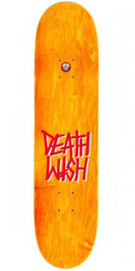 Deathwish Lizard King Cards Skateboard Complete - 7.875""