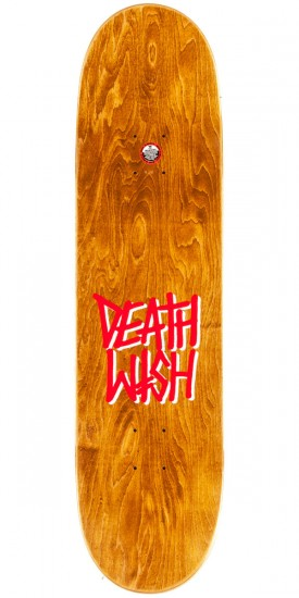 Deathwish Lizard King Colors Of Death Skateboard Complete - 8.3875""