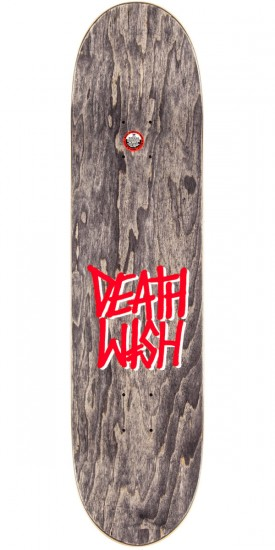 Deathwish Lizard King Deadly Intent Skateboard Deck - 8.00""