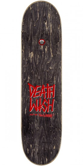 Deathwish Lizard King Milk Man Skateboard Deck - 8.125""