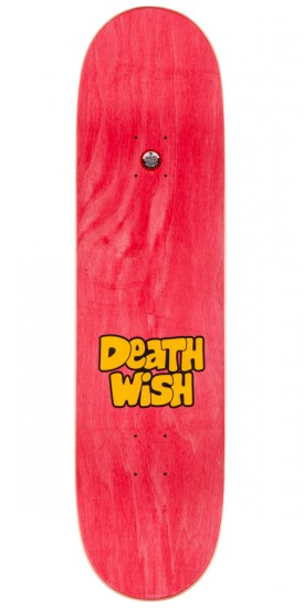 Deathwish Neen Williams Crazy Consumers 2 Skateboard Deck - 8.25""