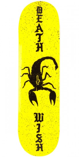 Deathwish Scorpion Skateboard Deck - 8.50""