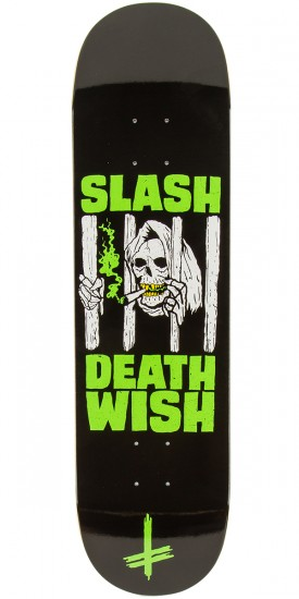 Deathwish Slash Pro Model Skateboard Deck - 8.25""