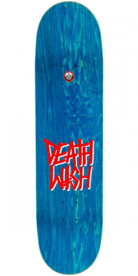 Deathwish Slash Pro Model Skateboard Complete - 8.25""