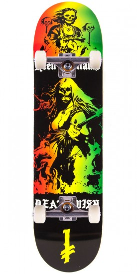 """Deathwish Williams Colors Of Death Skateboard Complete - 8.00"""""""