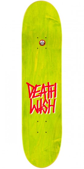Deathwish Williams Colors Of Death Skateboard Deck - 8.00""