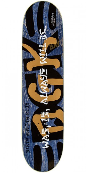 DGK Always Skateboard Deck - 8.1""