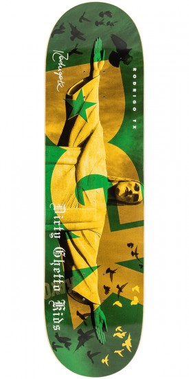 DGK City Of Dreams TX Skateboard Deck - 8.38""