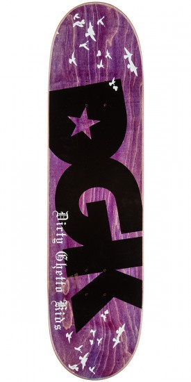DGK City Of Dreams TX Skateboard Complete - 8.38""