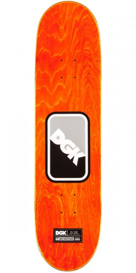 DGK Draft Picks Henry Skateboard Deck - 8.25""