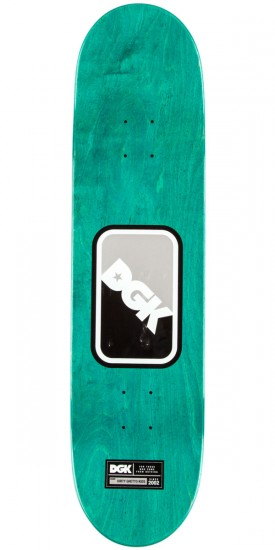 DGK Draft Picks Vaughn Skateboard Deck - 7.80""