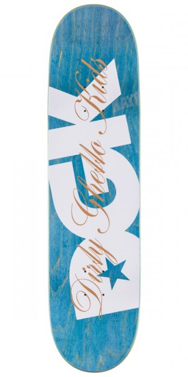 DGK Iconic Williams Skateboard Complete - 8.25""