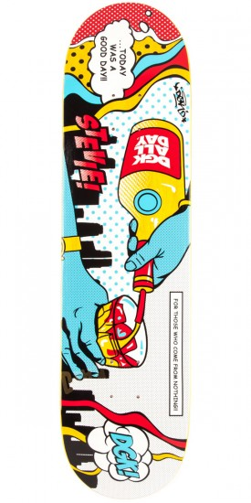 DGK Life of Williams Skateboard Deck - 8.10""