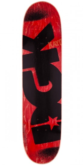 DGK Price Point Skateboard Complete - Red - 7.8""