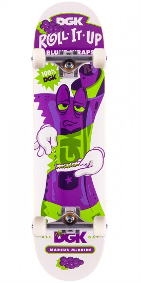 DGK Roll It Up McBride Skateboard Complete - 8.06""