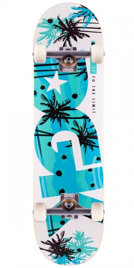 """DGK To The Limit Skateboard Complete - 8.25"""""""
