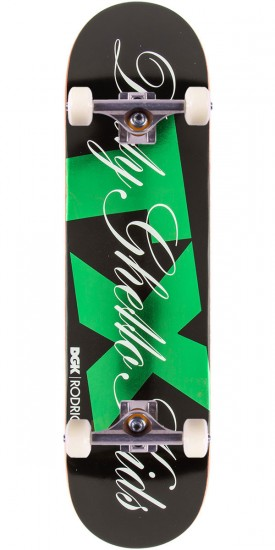 DGK Top Shelf TX Skateboard Complete - 8.1""