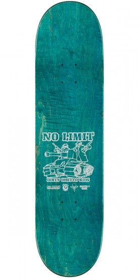 DGK x No Limit Da Last Don Skateboard Deck - 8.25""