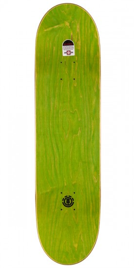 Element Barbee Rag Dog Skateboard Deck - 8.2""
