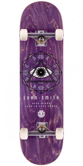 Element Evan Smith Icon Skateboard Complete - 8.5""